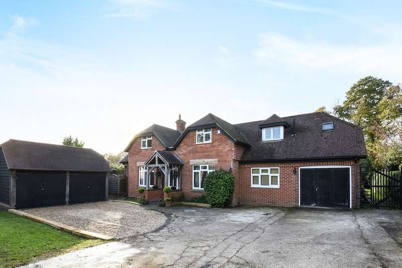 5 Bedrooms Detached House for sale in Mincingfield Lane, Durley, Southampton, SO32