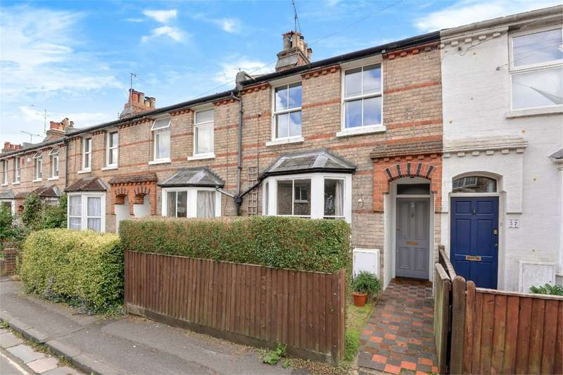 3 Bedrooms Terraced House for sale in Hyde Close, Winchester, SO23