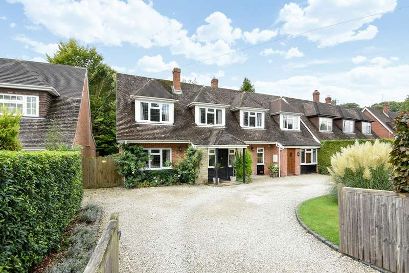 6 Bedrooms Detached House for sale in Andover Road North, Winchester, SO22