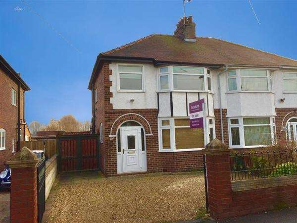 3 Bedrooms Semi Detached House for sale in Leaches Lane, Mancot