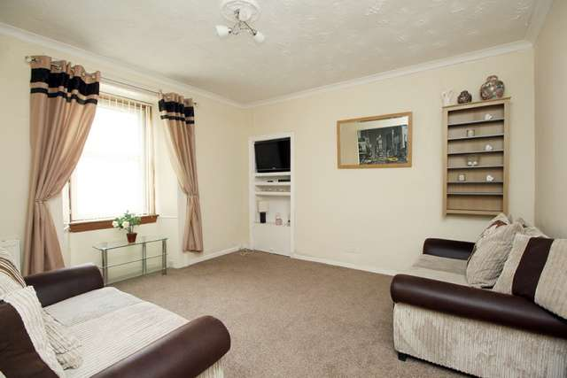 2 Bedrooms Maisonette Flat for sale in West Stirling Street, Alva, Clackmannanshire, FK12 5BH