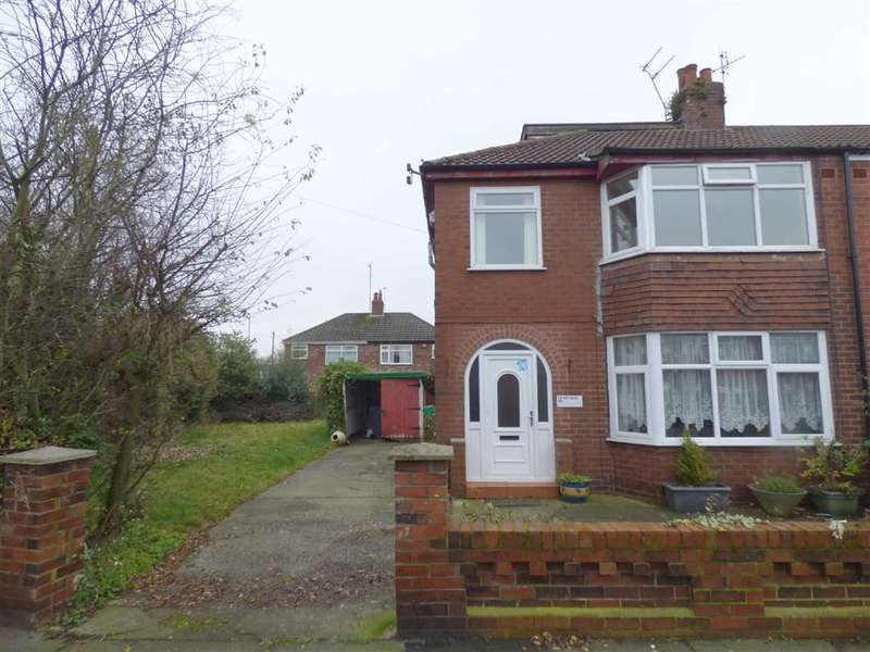 3 Bedrooms Property for sale in Nina Drive, Moston, Manchester, M40