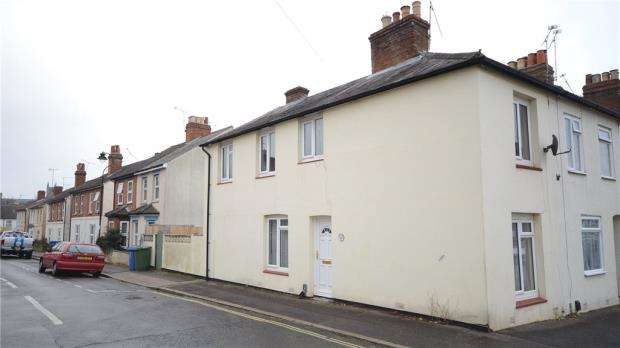 2 Bedrooms End Of Terrace House for sale in Vine Street, Aldershot, Hampshire