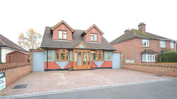 4 Bedrooms Detached House for sale in Park Road, Sandhurst, Berkshire
