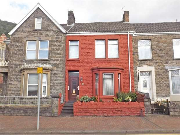 3 Bedrooms Terraced House for sale in Neath Road, Briton Ferry, Neath, West Glamorgan