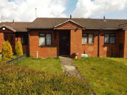 2 Bedrooms Bungalow for sale in Severn Drive, Wolverhampton, West Midlands