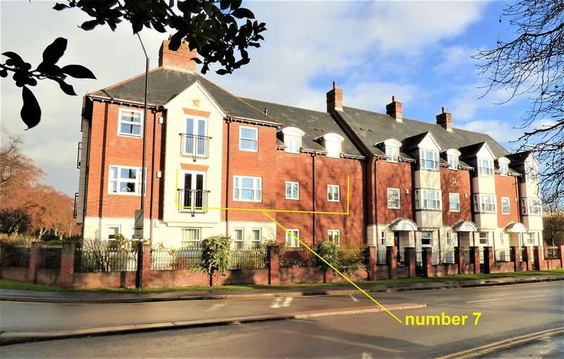 2 Bedrooms Property for sale in Warwick Road, Stratford upon Avon