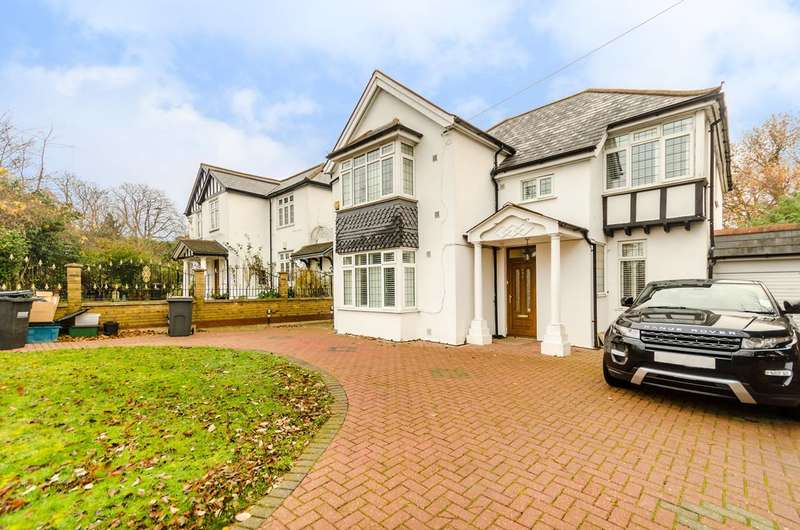 5 Bedrooms House for sale in Norbury Hill, Upper Norwood, SW16