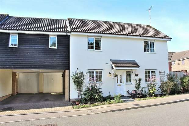4 Bedrooms Link Detached House for sale in Great Dunmow, Essex