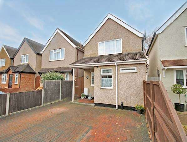 2 Bedrooms Detached House for sale in Bourneside Road, Addlestone, Surrey, KT15