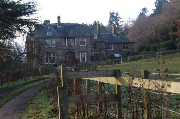 14 Bedrooms Detached House for sale in Parkhill House, Rattray, Blairgowrie, Perth and Kinross