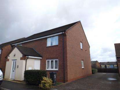 1 Bedroom House for sale in Southmead Way, Walsall, West Midlands