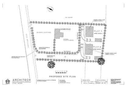 Land Commercial for sale in Little Fransham, Dereham, Norfolk