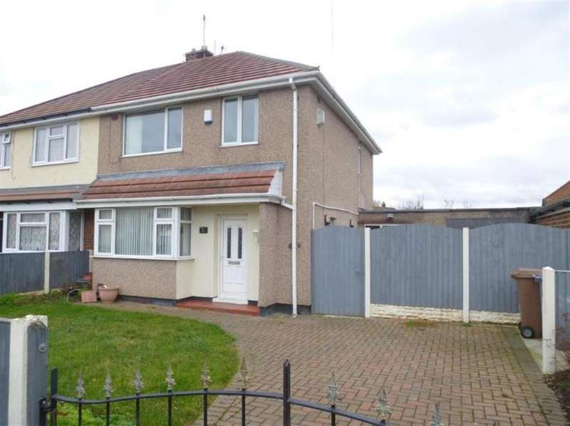 3 Bedrooms Detached House for rent in Berrylands Road, WIRRAL, CH46
