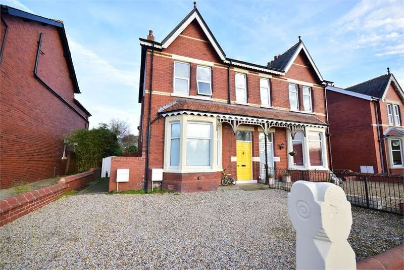 4 Bedrooms Semi Detached House for sale in Park View Road, Lytham St Annes, FY8