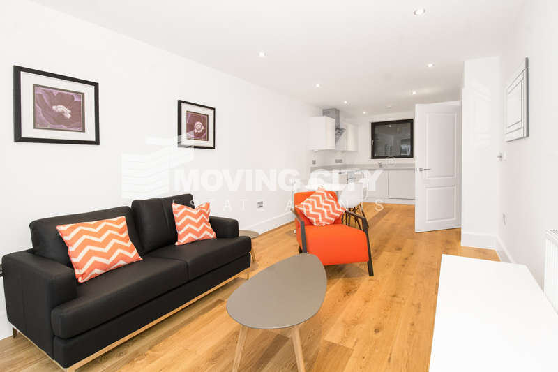 1 Bedroom Flat for sale in Riemann Court, Bow