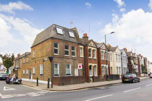 3 Bedrooms Maisonette Flat for sale in Townmead Road, London, SW6