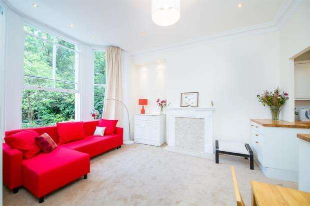 3 Bedrooms Apartment Flat for sale in St. Quintin Avenue, London, W10