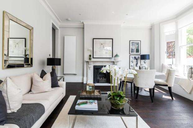 2 Bedrooms Apartment Flat for sale in Roland Mansions, Old Brompton Road, London, SW7