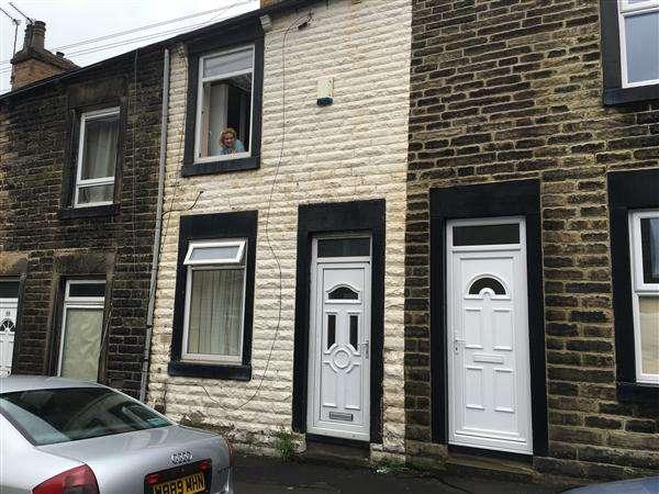 2 Bedrooms Terraced House for rent in Brinckman Street, Barnsley