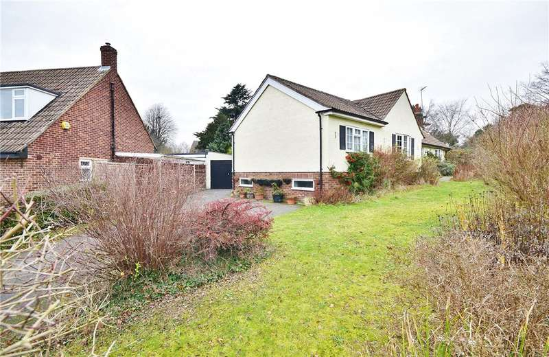 3 Bedrooms Detached Bungalow for sale in Bishop's Stortford