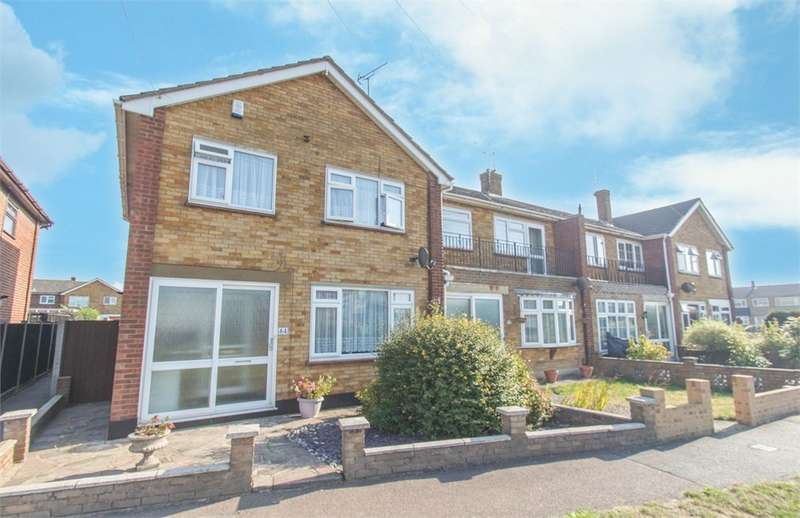3 Bedrooms End Of Terrace House for sale in Canvey Road, Canvey Island, SS8