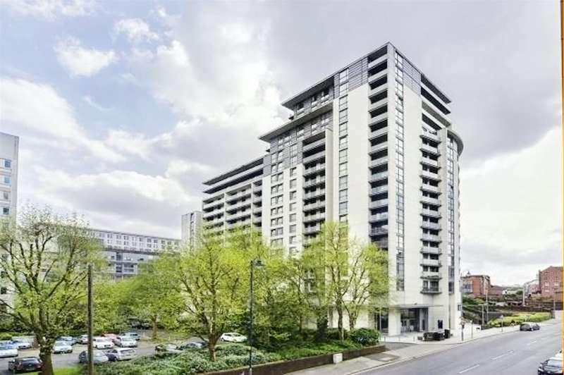 1 Bedroom Apartment Flat for sale in Centenary Plaza, 18 Holliday Street, Birmingham