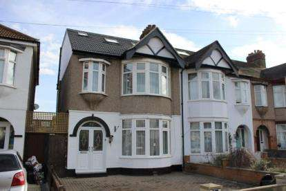 4 Bedrooms End Of Terrace House for sale in Newbury Park, Ilford