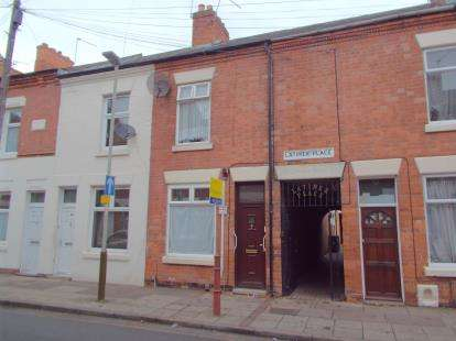 3 Bedrooms Terraced House for sale in Brandon Street, Leicester, Leicestershire
