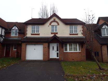 4 Bedrooms Detached House for sale in Heybridge Road, Humberstone, Leicester, Leicestershire