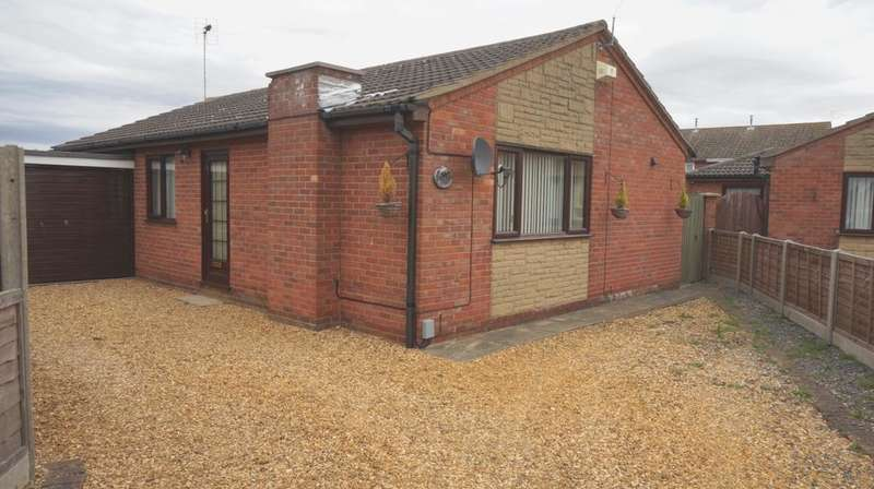 3 Bedrooms Bungalow for sale in Constable Crescent, Whittlesey, PE7