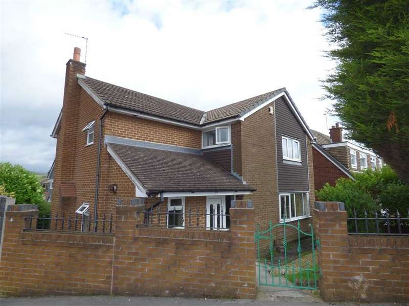 4 Bedrooms Property for sale in Severn Road, Summit, HEYWOOD, Lancashire, OL10