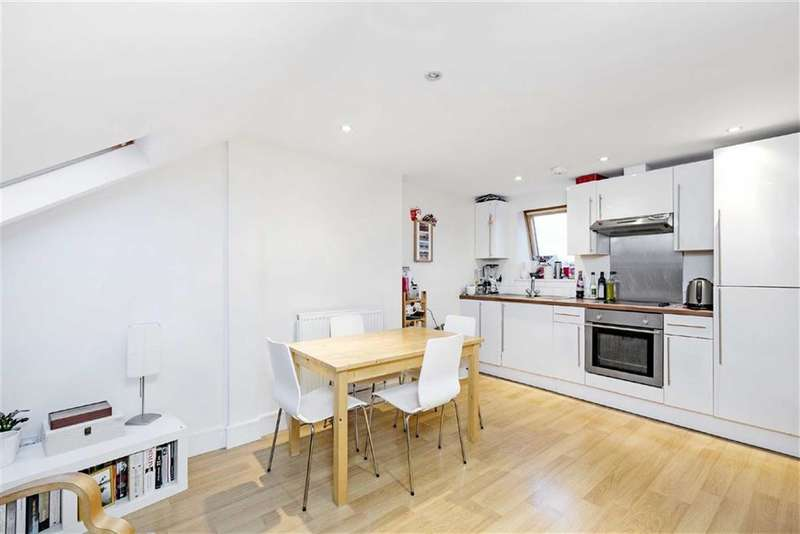 1 Bedroom Flat for sale in Lyham Road, Brixton Hill, London, SW2