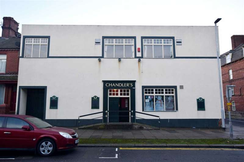 Commercial Property for sale in 2 Ramsden Dock Road, Barrow In Furness, Cumbria