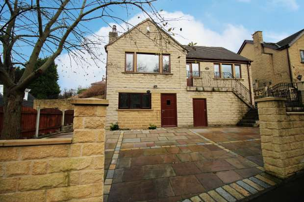5 Bedrooms Detached House for sale in Moore Avenue, Bradford, West Yorkshire, BD7 4DR