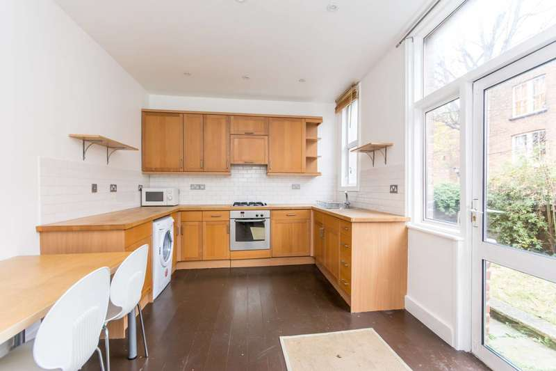 2 Bedrooms Flat for sale in Rutland Park Gardens, Willesden Green, NW2