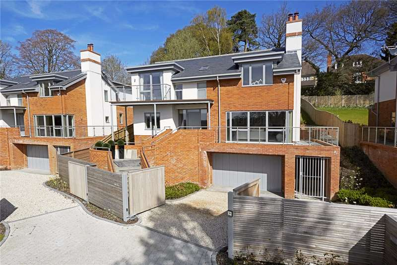 4 Bedrooms Detached House for sale in St George's View, Wells Lane, Ascot, Berkshire, SL5