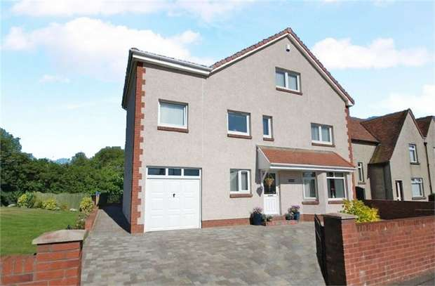 6 Bedrooms Detached House for sale in Central Avenue, Troon, South Ayrshire