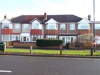 3 Bedrooms Terraced House for sale in Beake Avenue, Whitmore Park, Coventry