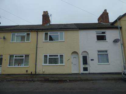 3 Bedrooms Terraced House for sale in Neville Street, Glascote, Tamworth, Staffordshire