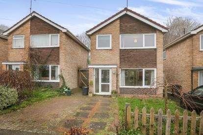 3 Bedrooms Detached House for sale in Denham Gardens, Castlecroft, Wolverhampton, West Midlands