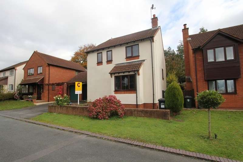 4 Bedrooms Semi Detached House for sale in Eagle Close, Kingsteignton