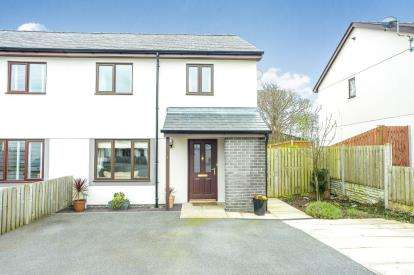 3 Bedrooms Semi Detached House for sale in Bro Aber, Abersoch, Gwynedd, LL53