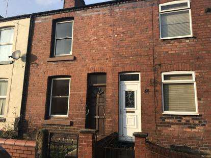 2 Bedrooms Terraced House for sale in Vernon Street, Wrexham, Wrecsam, LL11