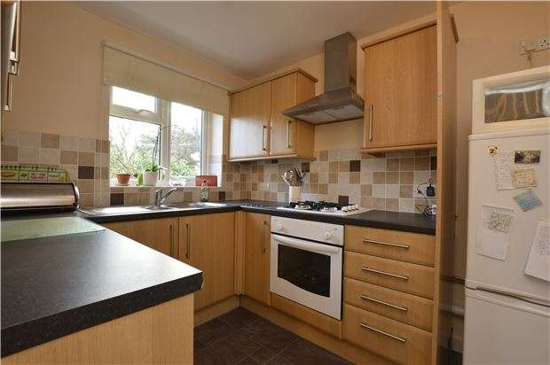 2 Bedrooms End Of Terrace House for sale in Mountbatten Close, Yate, BRISTOL, BS37 5TD