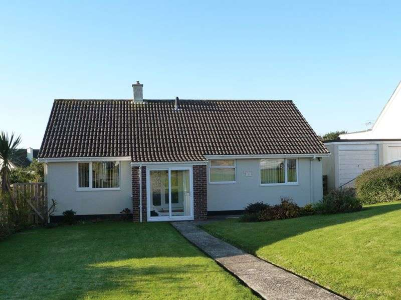 3 Bedrooms Detached Bungalow for sale in Richmond Road,Pelynt, Looe