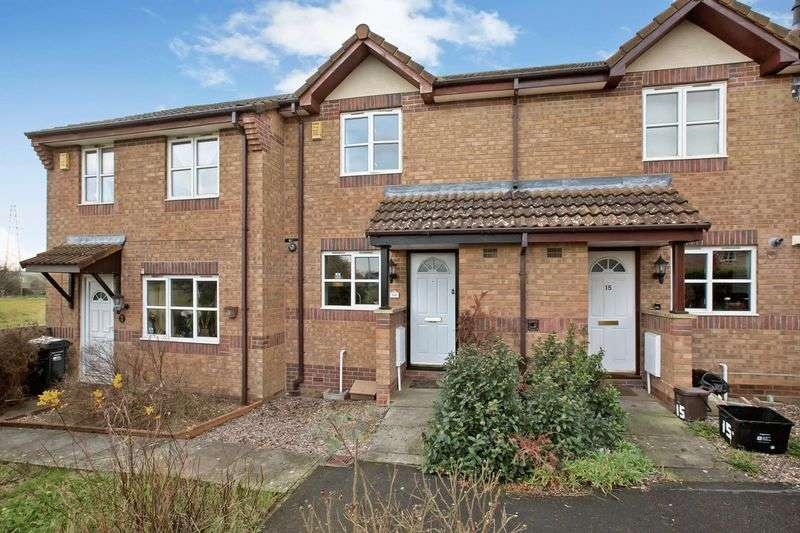 2 Bedrooms Terraced House for sale in Potterton Close, Bridgwater