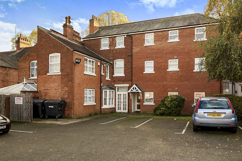 1 Bedroom Flat for sale in Shaftesbury Road, Leicester, LE3