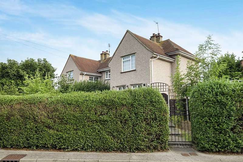 3 Bedrooms Semi Detached House for sale in St. Werburgh Crescent, Hoo, Rochester, ME3