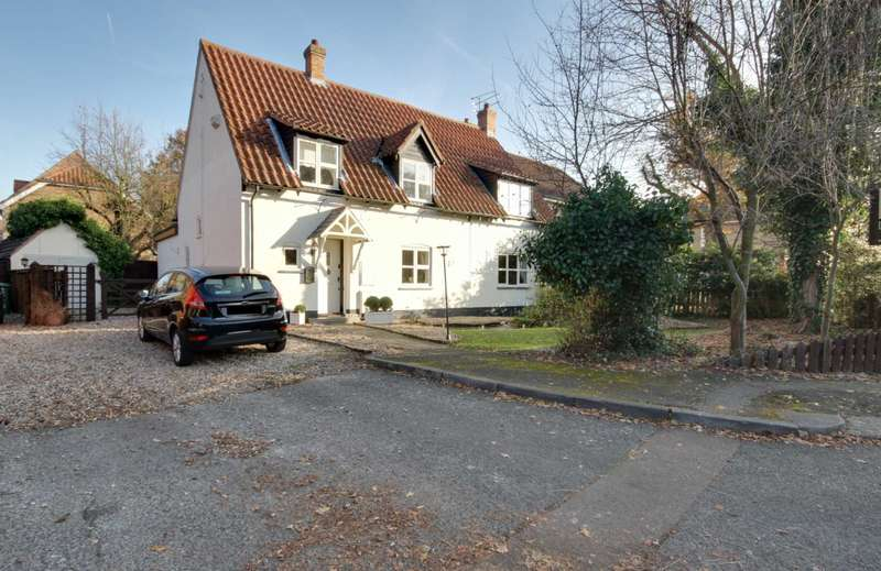 4 Bedrooms Detached House for sale in Littlehurst Lane, Noak Bridge